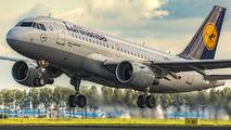 D-AIBJ - Lufthansa Airbus A319 aircraft