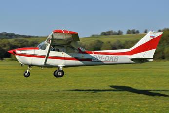 OM-DKB - Private Cessna 172 Skyhawk (all models except RG)