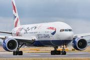 G-YMML - British Airways Boeing 777-200ER aircraft