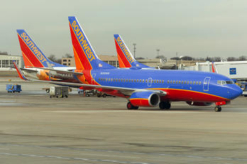 N292WN - Southwest Airlines Boeing 737-700