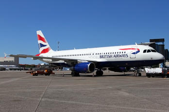 G-MIDS - British Airways Airbus A320