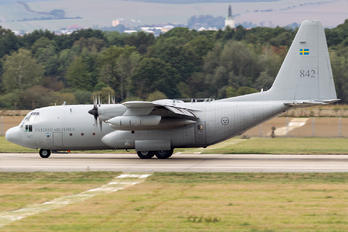 84002 - Sweden - Air Force Lockheed Tp84 Hercules