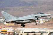 C.16-32 - Spain - Air Force Eurofighter Typhoon S aircraft
