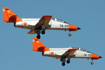 E.25-74 - Spain - Air Force Casa C-101EB Aviojet