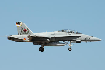 CE.15-10 - Spain - Air Force McDonnell Douglas EF-18B Hornet