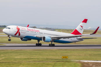 OE-LAY - Austrian Airlines/Arrows/Tyrolean Boeing 767-300ER