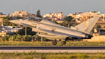 ZK383 - Royal Air Force Eurofighter Typhoon T.3 aircraft