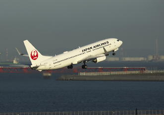 JA319J - JAL - Japan Airlines Boeing 737-800