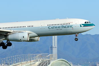 B-LBB - Cathay Pacific Airbus A330-300
