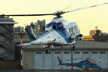 JA93NH - ANH - All Nippon Helicopter Agusta Westland AW139