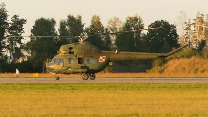 7341 - Poland - Army Mil Mi-2