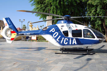 EC-MDY - Spain - Police Eurocopter EC135 (all models)