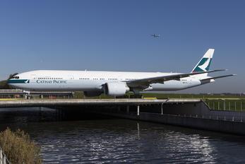 B-HNR - Cathay Pacific Boeing 777-300ER