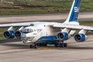 Silk Way IL-76 in Cologne Bonn - Konrad Adenauer