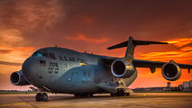 07-7176 - USA - Air Force Boeing C-17A Globemaster III aircraft