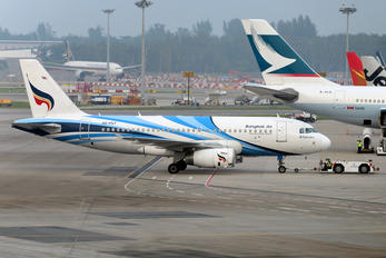 HS-PGT - Bangkok Airways Airbus A319