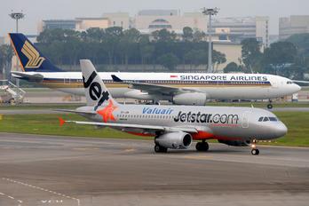 9V-JSM - Jetstar Asia Airbus A320