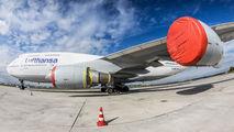 D-ABVL - Lufthansa Boeing 747-400 aircraft