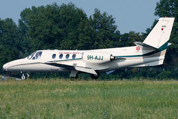 9H-AJJ - Lux Wing Group Cessna 500 Citation