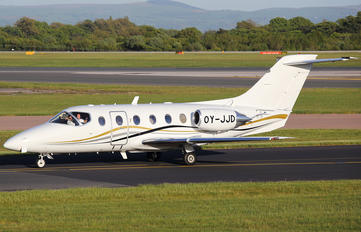 OY-JJD - Private Hawker Beechcraft 400A Beechjet
