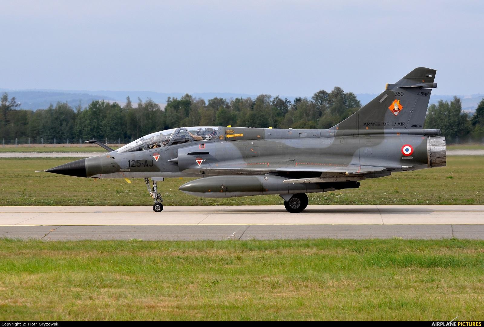 France - Air Force 350 aircraft at Ostrava Mošnov