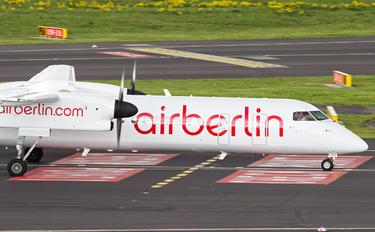 D-ABQQ - Air Berlin de Havilland Canada DHC-8-400Q / Bombardier Q400