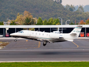 OK-CAA - Civil Aviation Authority Cessna 560XL Citation Excel