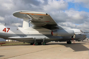 RF-78653 - Russia - Air Force Ilyushin Il-76 (all models)