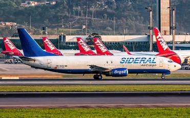 PR-SDU - Sideral Air Cargo Boeing 737-400SF