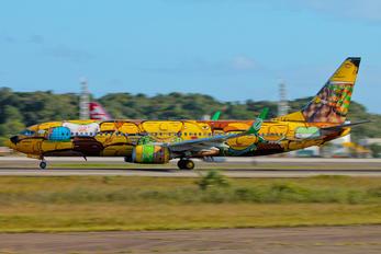 PR-GUO - GOL Transportes Aéreos  Boeing 737-800