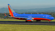 N8306H - Southwest Airlines Boeing 737-800 aircraft