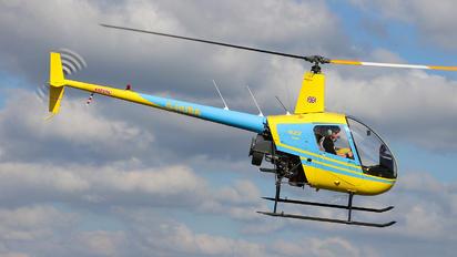 G-HUBA - Private Robinson R22