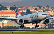 N732AN - American Airlines Boeing 777-300ER aircraft