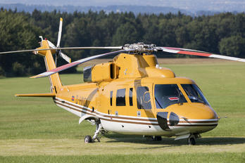 D-HNDL - HeliJet Charter GmbH Sikorsky S-76B