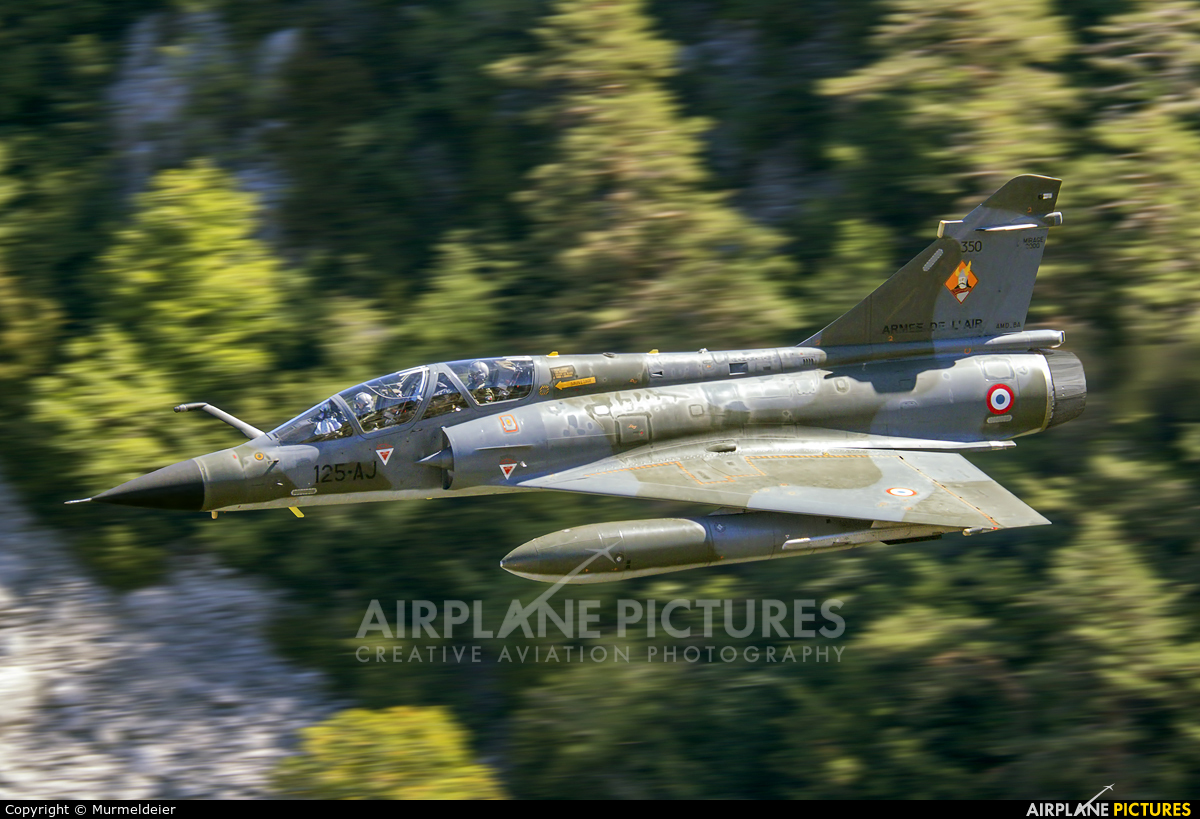 France - Air Force 350 aircraft at Off Airport - France