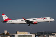 OE-LWD - Austrian Airlines/Arrows/Tyrolean Embraer ERJ-195 (190-200) aircraft