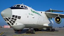 EZ-F428 - Turkmenistan Airlines Ilyushin Il-76 (all models) aircraft
