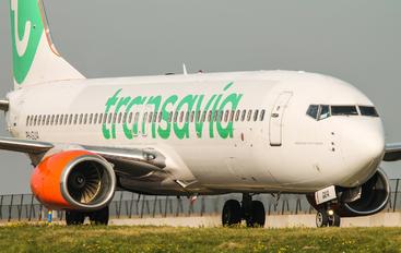 PH-GUA - Transavia Boeing 737-800