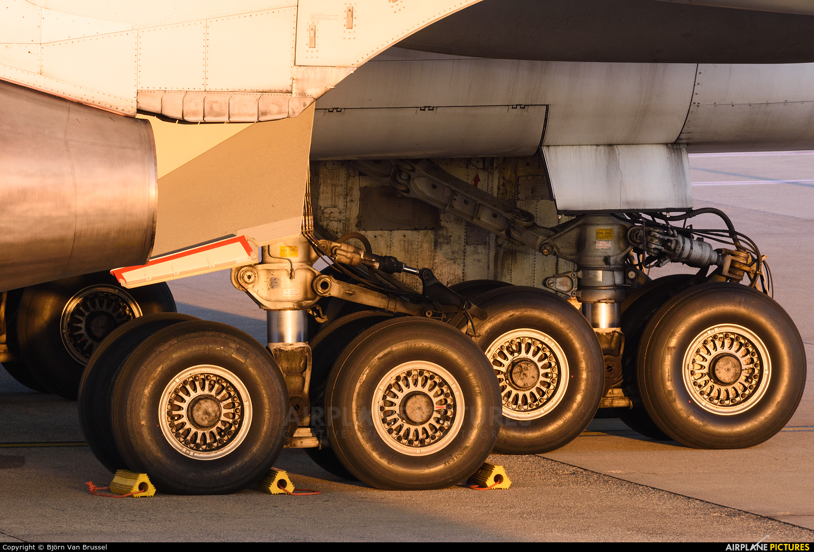 Air Cargo Global OM-ACG aircraft at Brussels - Zaventem