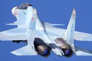24 - Russia - Air Force Sukhoi Su-30SM aircraft