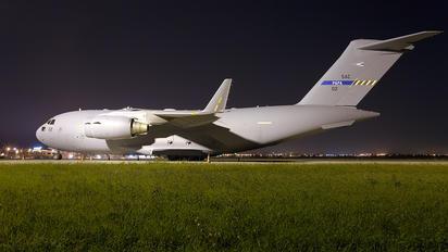02 - Hungary - Air Force Boeing C-17A Globemaster III