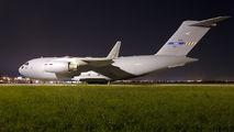 02 - Hungary - Air Force Boeing C-17A Globemaster III aircraft