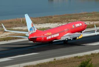 D-AHFZ - TUIfly Boeing 737-800