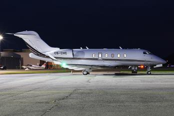 CS-CHC - NetJets Europe (Portugal) Bombardier BD-100 Challenger 350 series