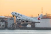 JA332J - JAL - Express Boeing 737-800 aircraft