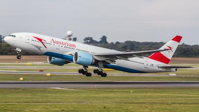 OE-LPC - Austrian Airlines/Arrows/Tyrolean Boeing 777-200ER