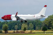 LN-NGO - Norwegian Air Shuttle Boeing 737-800 aircraft