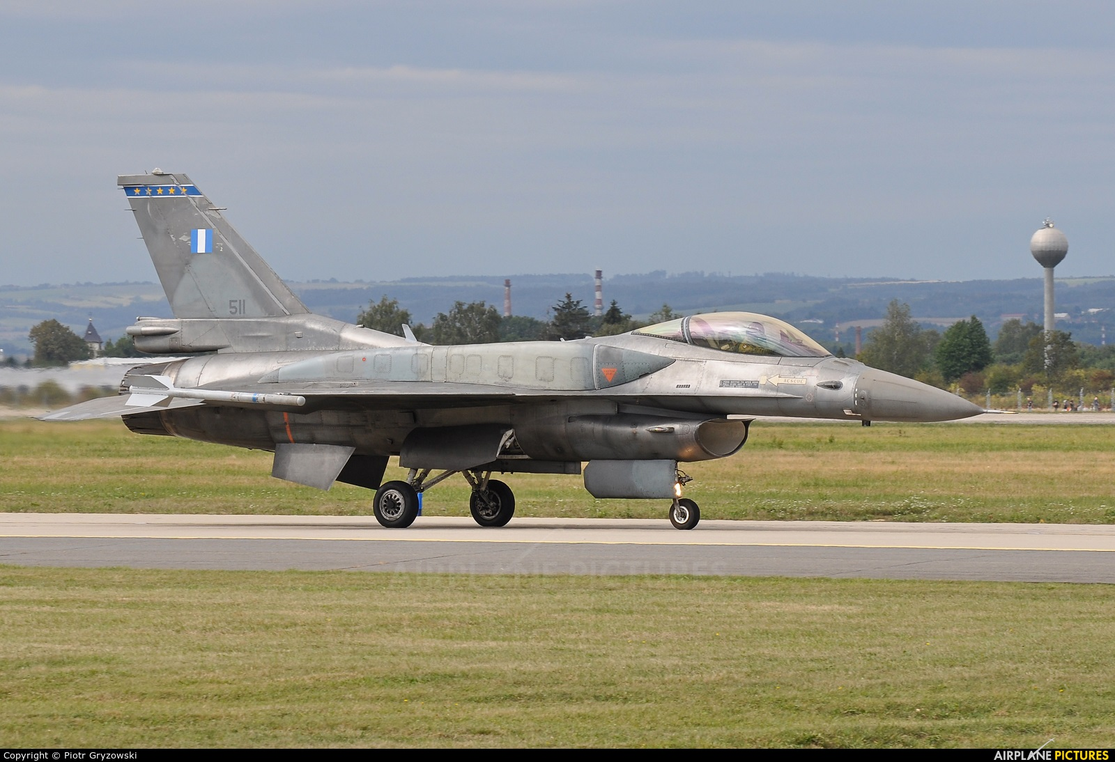 Greece - Hellenic Air Force 511 aircraft at Ostrava Mošnov