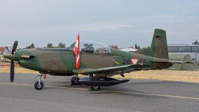 3H-FE - Austria - Air Force Pilatus PC-7 I & II