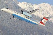 OE-LGB - Austrian Airlines/Arrows/Tyrolean de Havilland Canada DHC-8-400Q / Bombardier Q400 aircraft